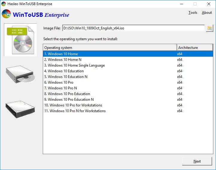 WinToUSB Pro / Technician / Enterprise 5.5 Release 1 [Multilenguaje] [UL.IO] IrO2PKmt3JRkecC6HjO3fpvGKA9guSgd