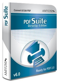 Amyuni PDF Converter / PDF Suite Desktop 6.0.1.7