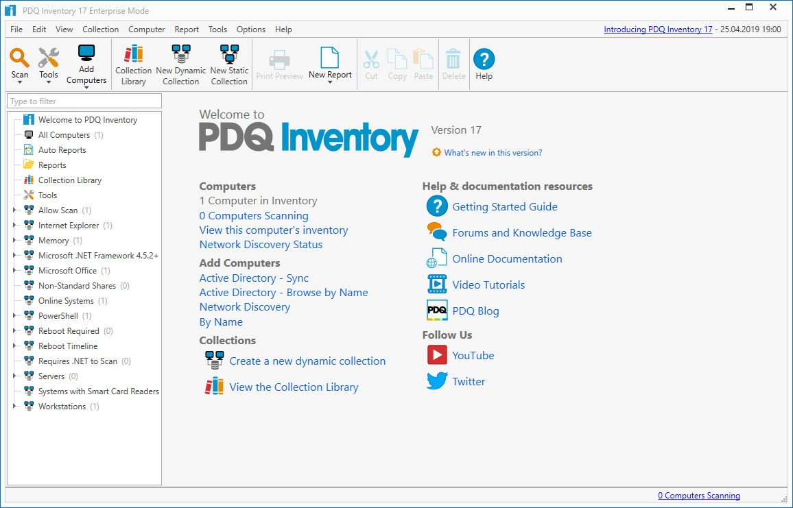 Download PDQ Inventory 17 1 0 0 Enterprise - SoftArchive