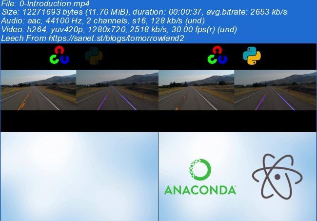Download Self-Driving Cars Tutorial: Identify Lane Lines with OpenCV