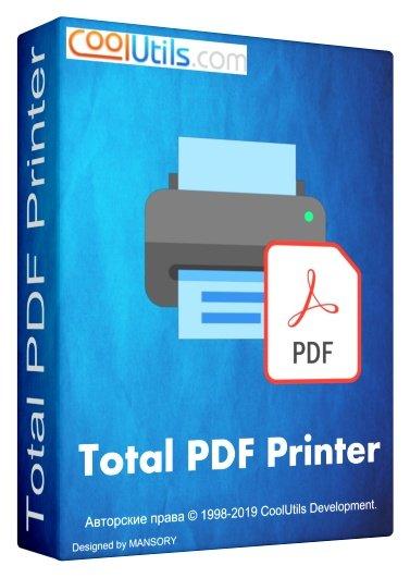 CoolUtils Total PDF Printer 4.1.0.31 Multilingual