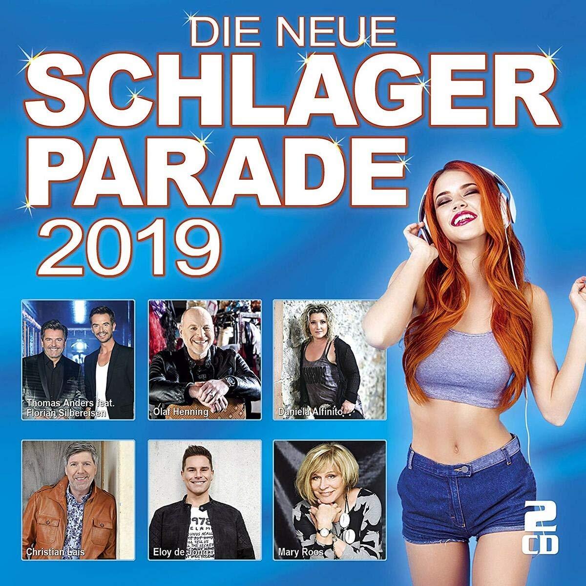 Die Neue Schlagerparade 2019 (2CD)(2019