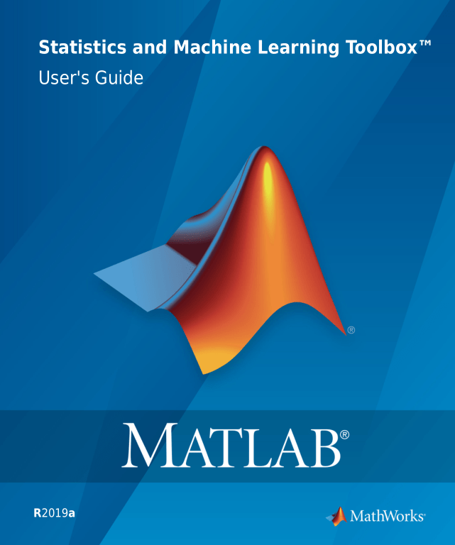 Download MATLAB Statistics and Machine Learning Toolbox