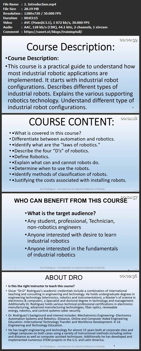 Download Introduction to Industrial Robot Principles and