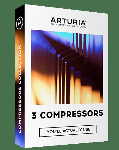 Arturia 3 Compressors v1.0.0 WiN