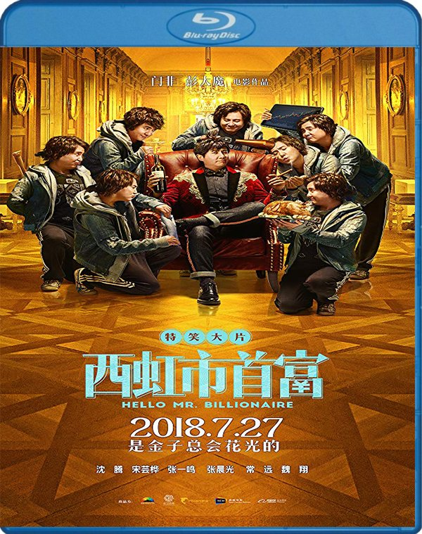 Download Hello Mr Billionaire 2018 Chinese 1080p Bluray X264 Dts Chd Softarchive