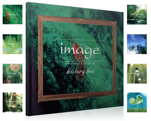 VA - Emotional And Relaxing: Image History Box Japanese Press And Release (2000 - 2009), APE