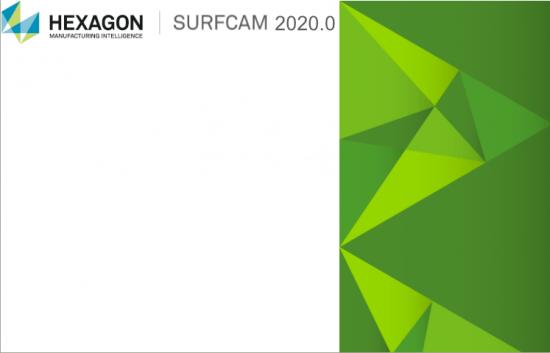 Vero SURFCAM 2020.0 (x64) RTM