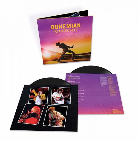 Queen ‎– Bohemian Rhapsody (The Original Soundtrack) - 2019 [2LP,24bit/192kHz]