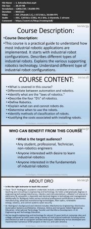 Download [ FreeCourseWeb ] Udemy - Introduction to Industrial Robot