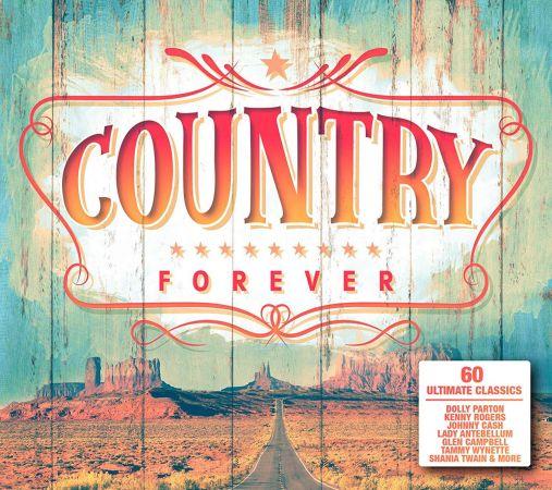 VA – Country Forever – (2019)