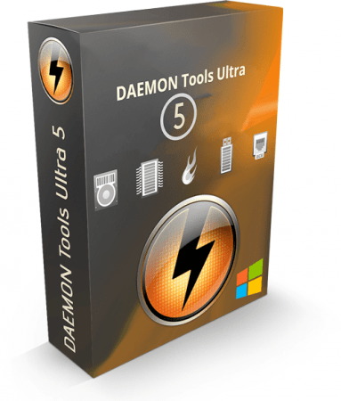 DAEMON Tools Ultra 5.5.0.1046 (x64) Multilingual