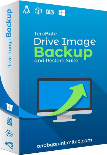 TeraByte Drive Image Backup & Restore Suite 3.29