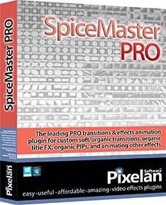 Pixelan SpiceMaster Pro 3.01