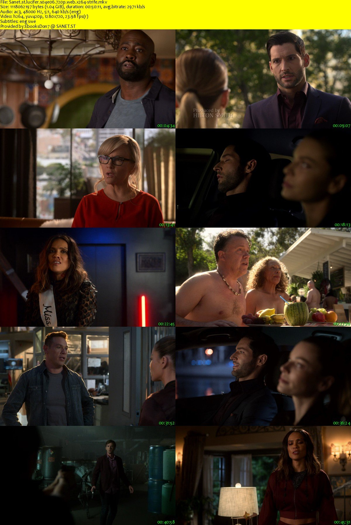 Download Lucifer S04 720p WEB x264-STRiFE - SoftArchive