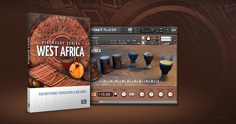 Download Native Instruments West Africa v1 4 0 KONTAKT