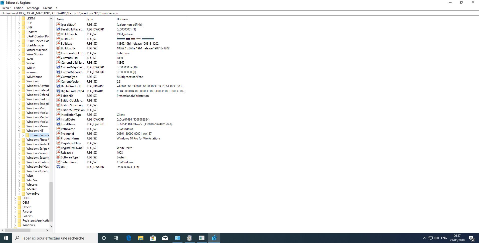 Windows 10 19H1 AIO 32in2 1903.10.0.18362.116 VL (x86-x64) Multilanguage Preactivated May 2019