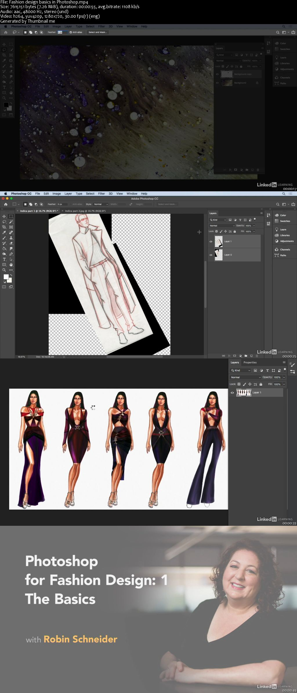 Download Photoshop For Fashion Design 1 The Basics Softarchive