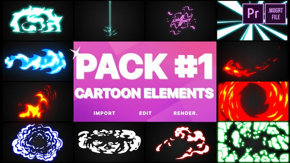 Download Flash FX Elements Pack 01 23211885 - SoftArchive