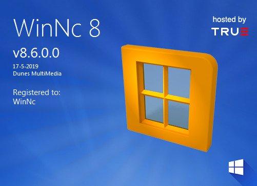 WinNc 8.6.0.0 Multilingual