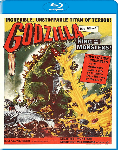 Download Godzilla King of the Monsters 1956 1080p BluRay
