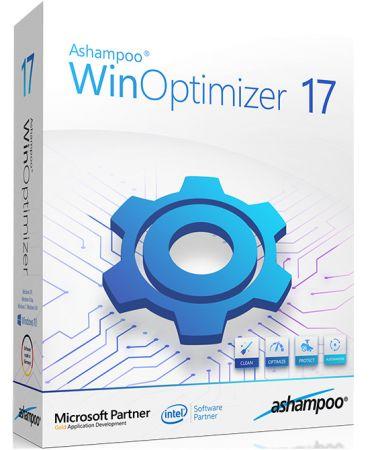 Ashampoo WinOptimizer 17.00.20 Multilingual