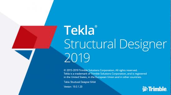 Tekla Structural Designer 2019 SP1 19.0.1.20 (x64)