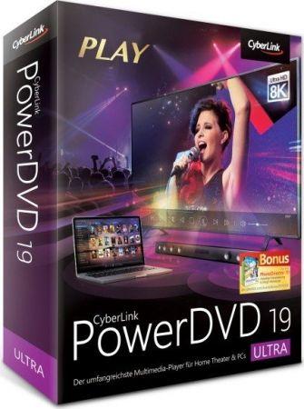 CyberLink PowerDVD Ultra v19.0.2126.62 Multilingual