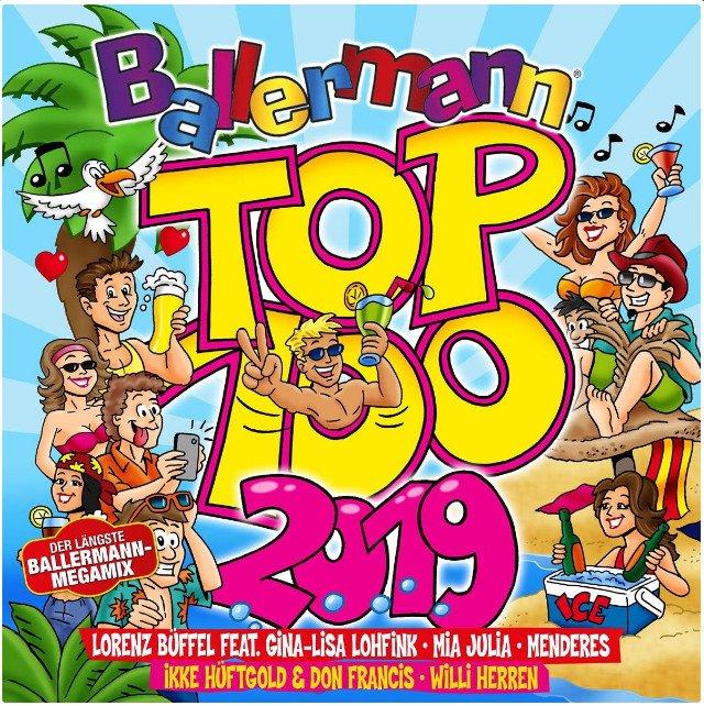 Ballermann Top 100 2019 Der Laengste