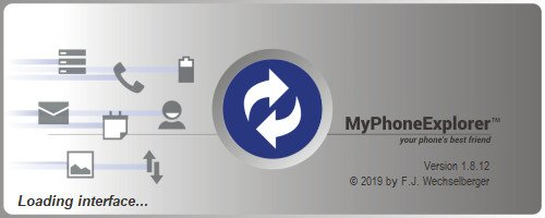 MyPhoneExplorer 1.8.12 Multilingual