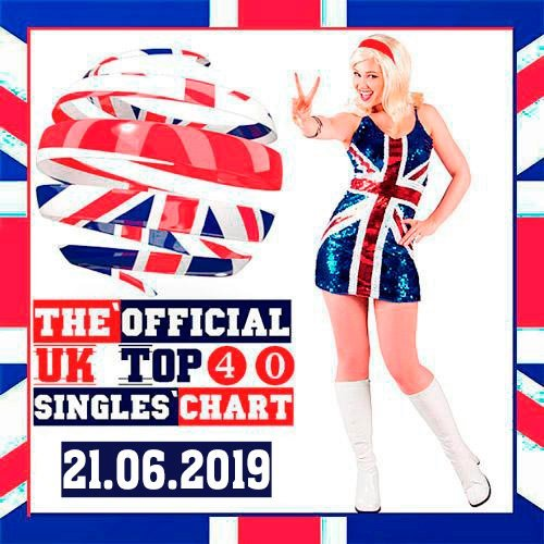 Download The Official UK Top 40 Singles Chart 21-06-2019 - SoftArchive