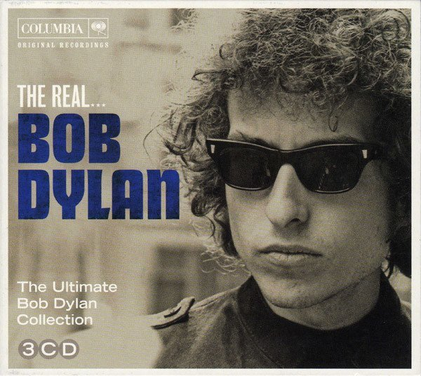 Download Bob Dylan – The Real… Bob Dylan 3CD (2012) [Mp3