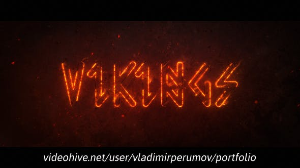 Download Videohive Fire Outline Logo - After Effects