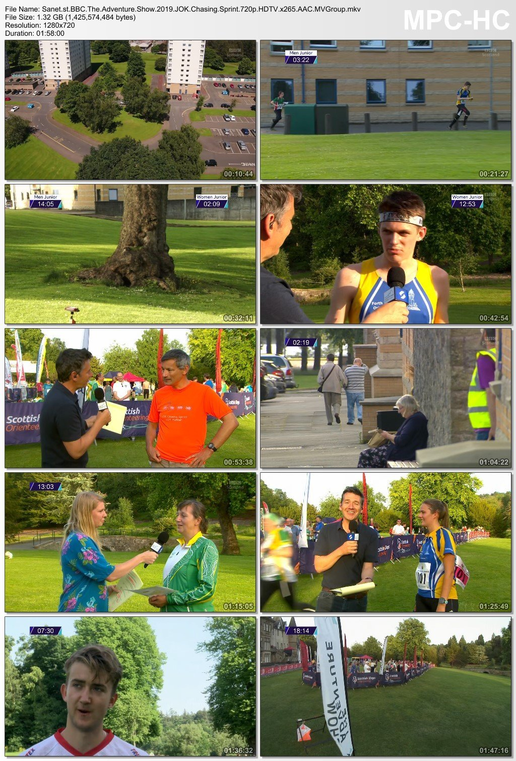 Download BBC The Adventure Show - JOK Chasing Sprint (2019