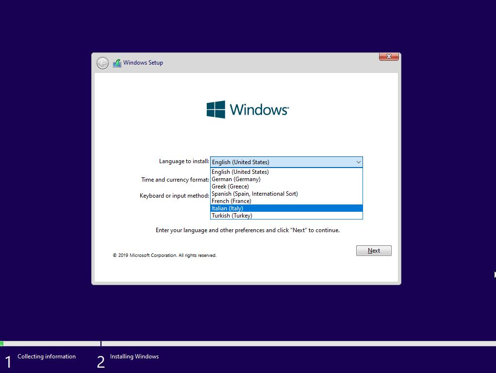 Windows 10 19H1 Lite Edition v9 Preactivated 2019 (x86) Multilanguage