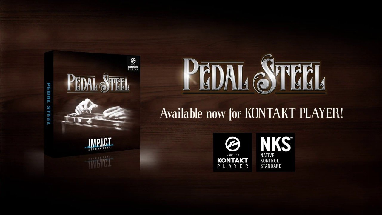 Download Impact Soundworks Pedal Steel KONTAKT - SoftArchive