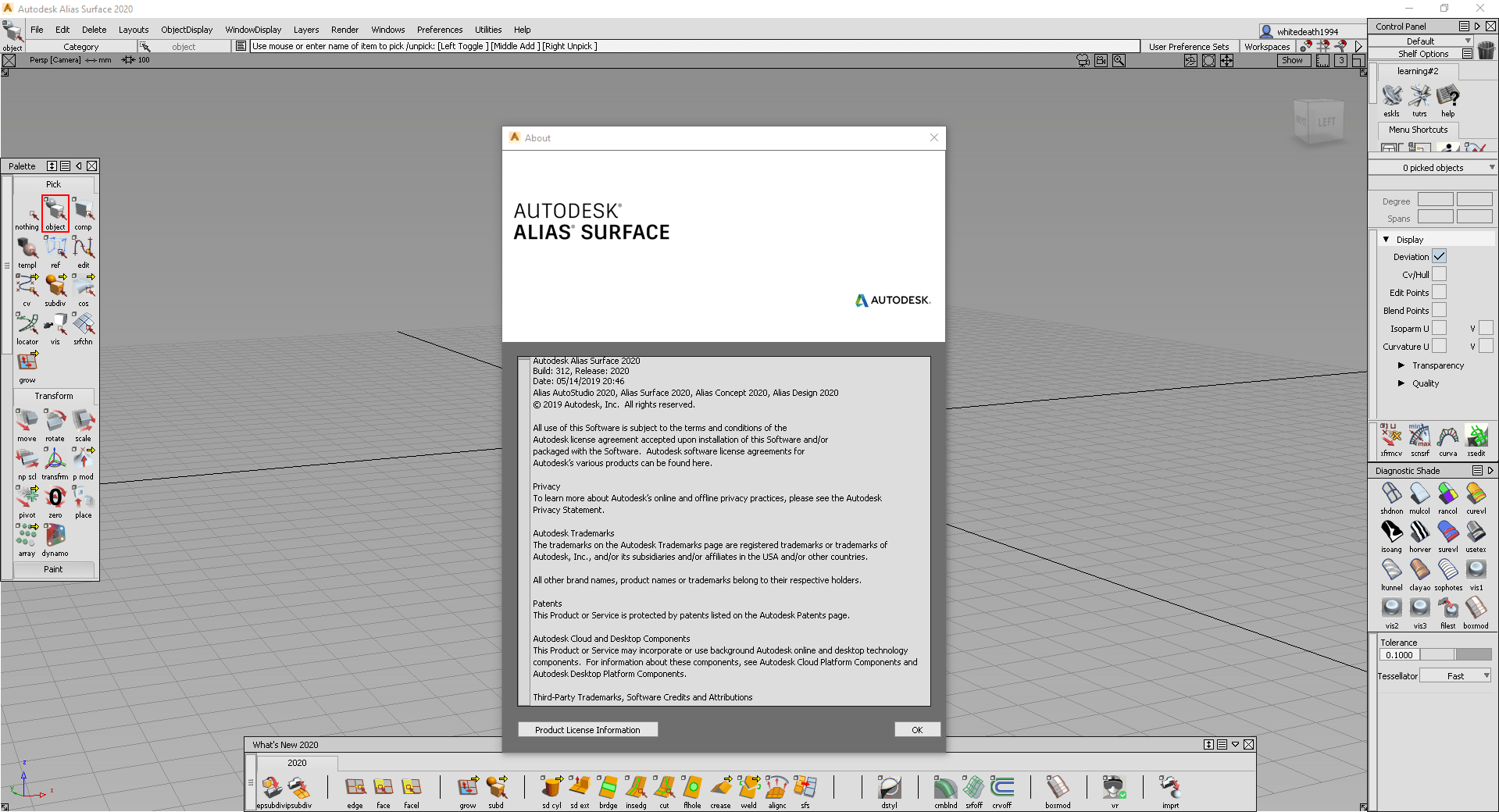 Download Autodesk Alias Surface 2020 (x64) - SoftArchive