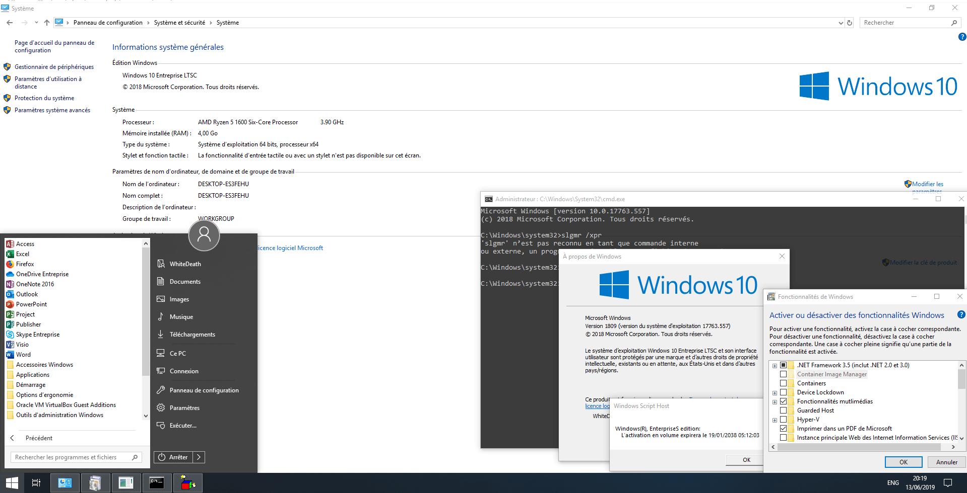 Download Windows 10 Enterprise LTSC MOD 2019 (x64) - SoftArchive