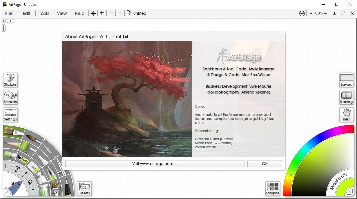 Download Ambient Design ArtRage 6 0 1 Multilingual - SoftArchive