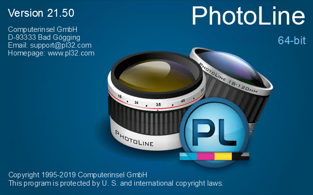 PhotoLine 21.50.0 Multilingual