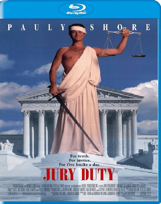 Download Jury Duty 1995 1080p BluRay x265 HEVC 10bit DTS 2 0 Qman