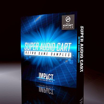 Download Impact Soundworks Super Audio Cart v1 2 5 KONTAKT