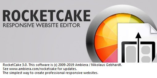 RocketCake Professional 3.0 Multilingual