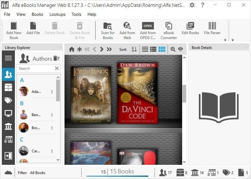 Alfa eBooks Manager Pro / Web v8.4.26.1 [Multilenguaje] [UL.IO] KF2qz71Yj0TNoyOz5XeKgVqi4P5ymJ9H