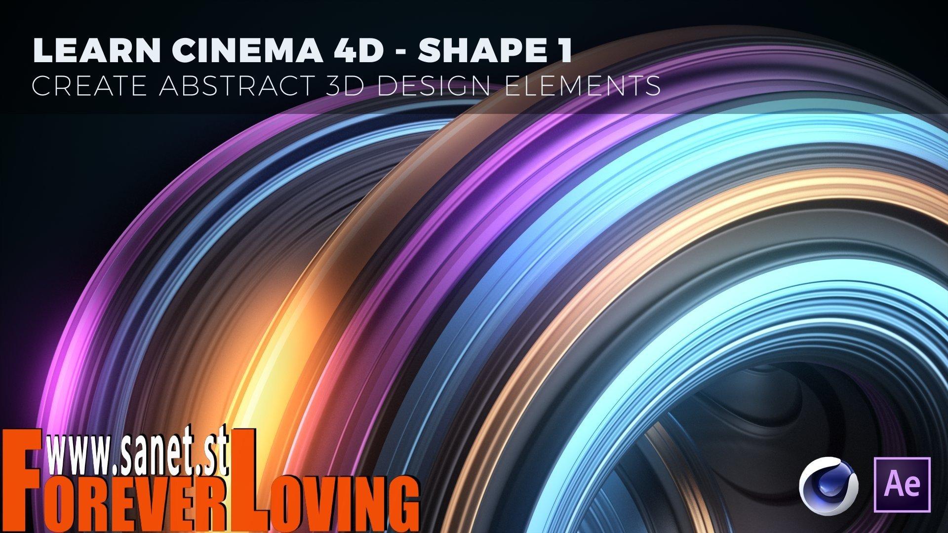 Cinema 4d shapes download