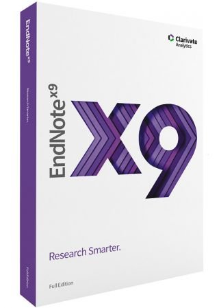 EndNote X9.2 Build 13018
