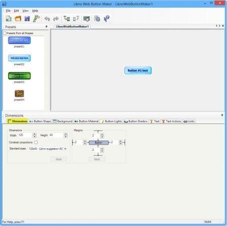 Likno Web Button Maker 2.0.164