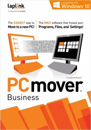 PCmover Business 11.01.1008.0 Multilingual