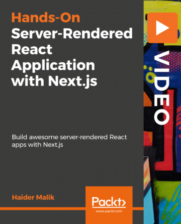 Hands-On Server-Rendered React Application with Next.js