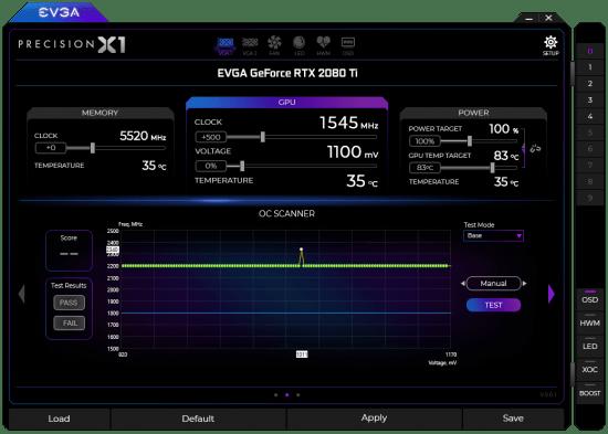 EVGA PrecisionX1 0.3.19.0